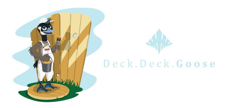 Deck Deck Goose